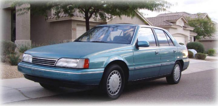 1990 Hyundai Sonata Owners Manual