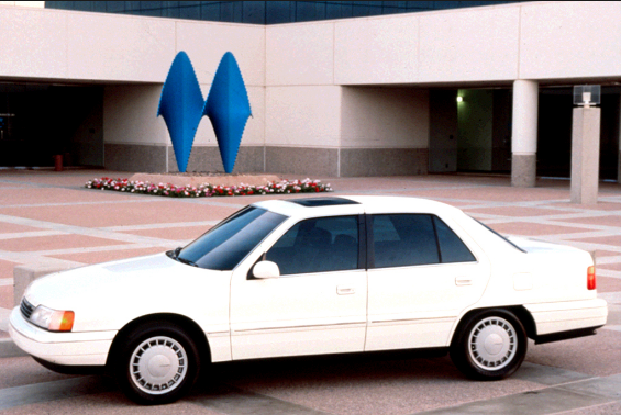 1991 Hyundai Sonata Owners Manual
