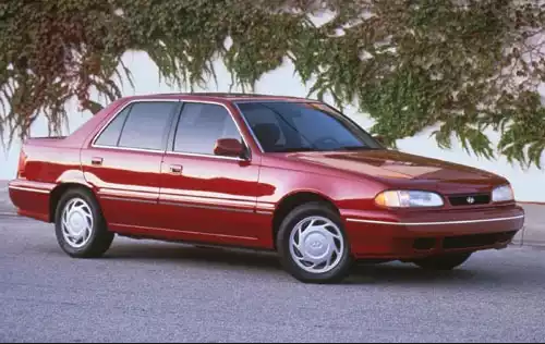 1993 Hyundai Sonata Owners Manual