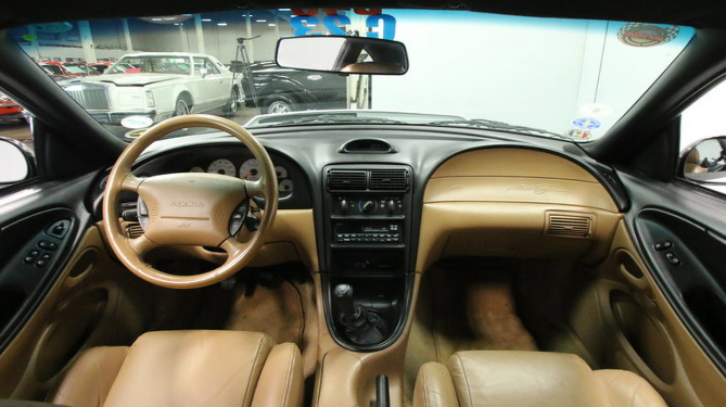 1995 Ford Mustang Interior and Redesign