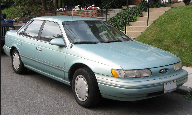1995 Ford Taurus Owners Manual