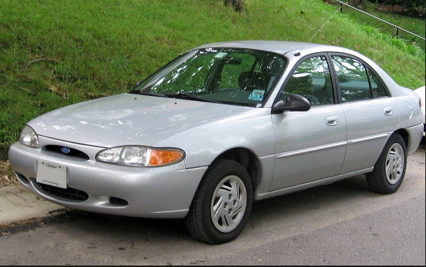 1997 Ford Escort Owners Manual