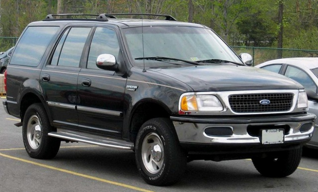 1997 Ford Expedition Owners Manual