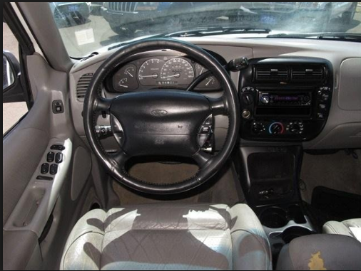 1997 Ford Explorer Interior and Redesign