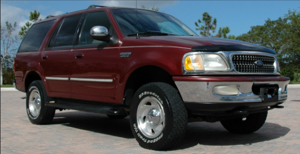 1998 Ford Expedition Owners Manual