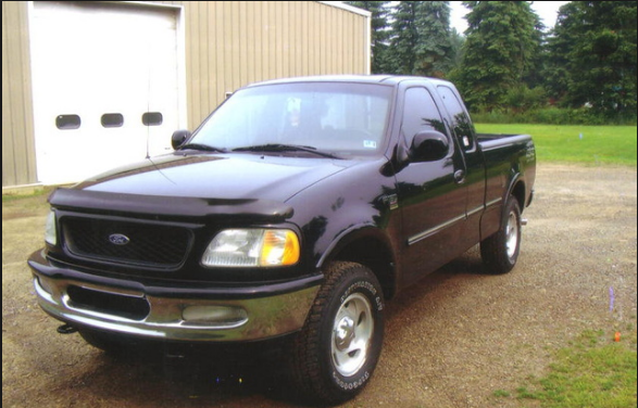 1998 Ford F-150 Owners Manual