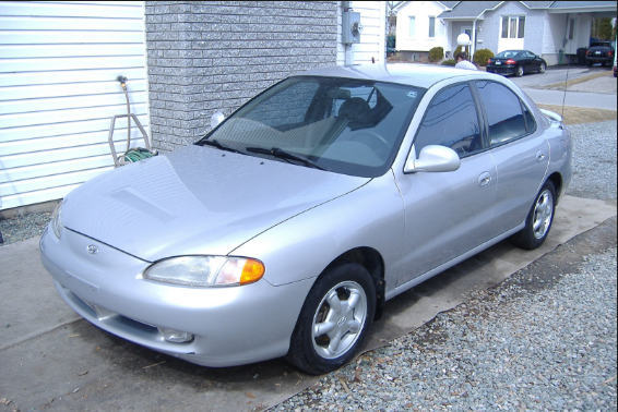 1998 Hyundai Elantra Owners Manual