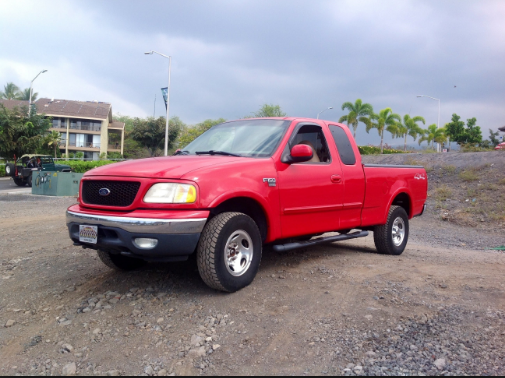 1999 Ford F-150 Owners Manual