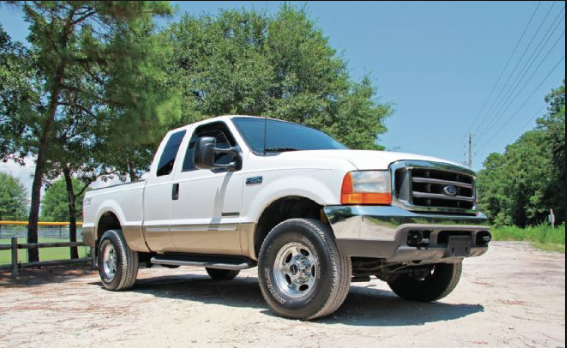 1999 Ford Super Duty Owners Manual