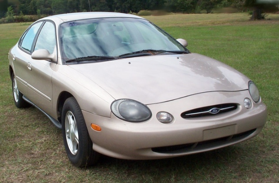 1999 Ford Taurus Owners Manual