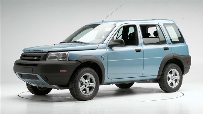 2002 Land Rover Freelander Owners Manual