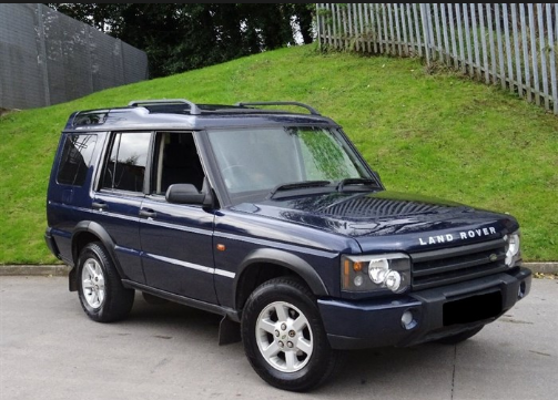 2003 Land Rover Discovery Owners Manual