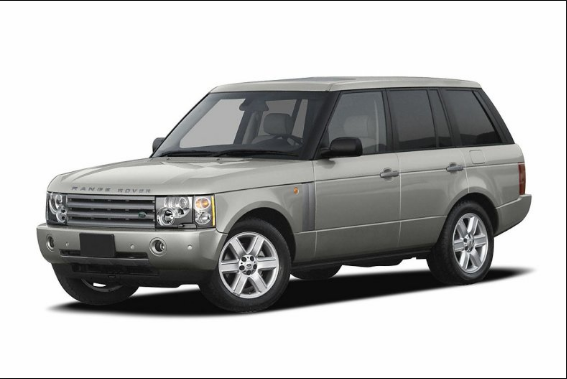2005 Land Rover Range Rover Owners Manual