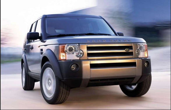 2006 Land Rover LR3 Owners Manual