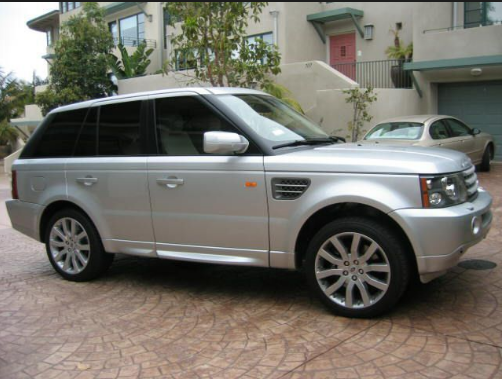 2006 Land Rover Range Rover Sports Owners Manual