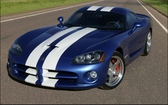 2007 Dodge Viper Owners Manual