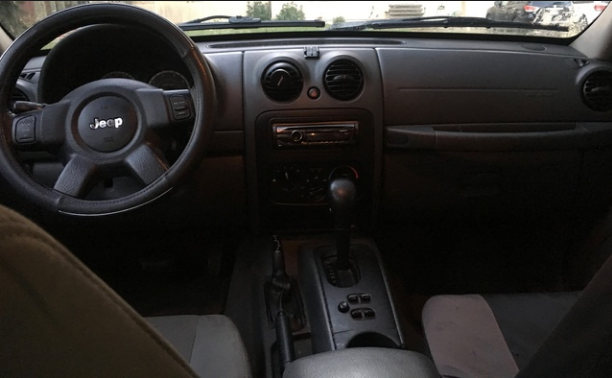 2007 Jeep Liberty Interior and Redesign
