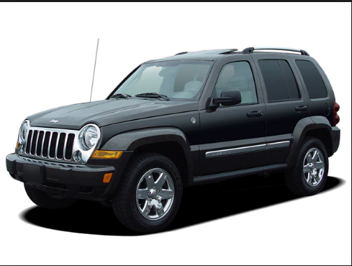 2007 Jeep Liberty Owners Manual