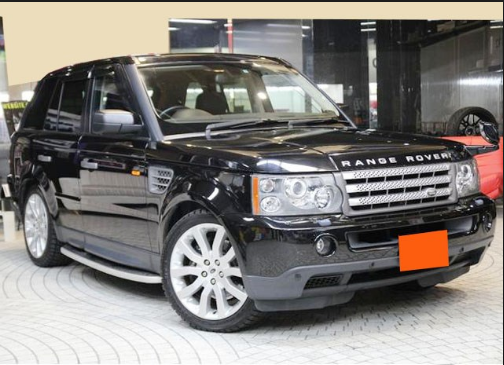 2007 Land Rover Range Rover Sports Owners Manual