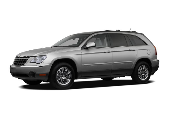 2008 Chrysler Pacifica Owners Manual