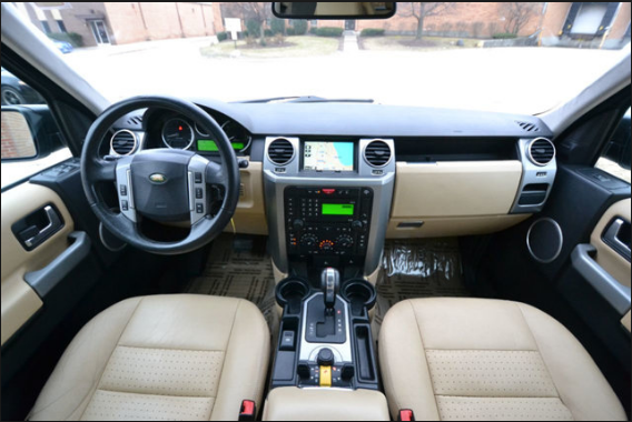 2008 Land Rover LR3 Interior and Redesign