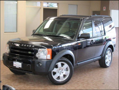 2008 Land Rover LR3 Owners Manual