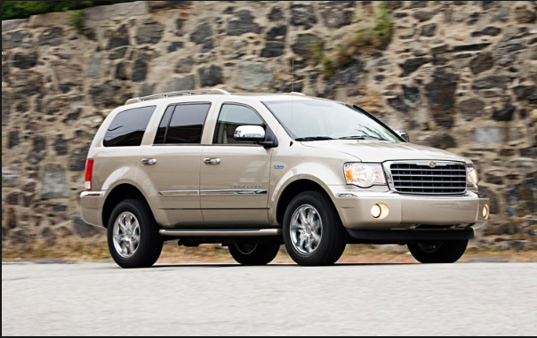 2009 Chrysler Aspen Hybrid Owners Manual