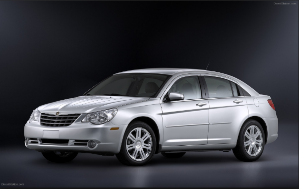 2009 Chrysler Sebring Owners Manual