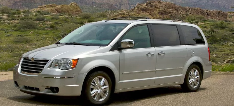 2009 Chrysler Town & Country Owners Manual