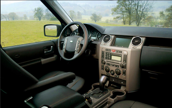 2009 Land Rover LR3 Interior and Redesign