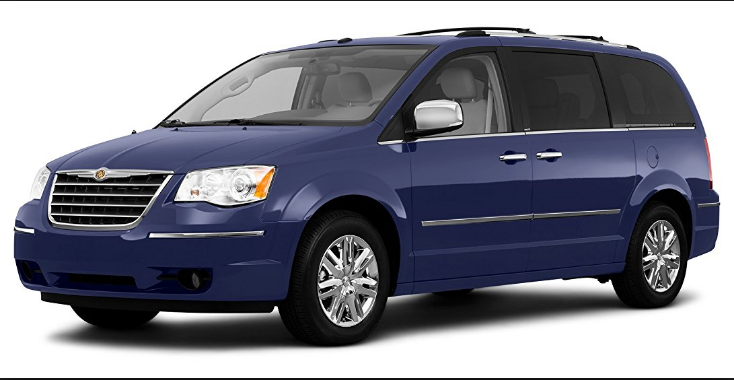 2010 Chrysler Town & Country Owners Manual