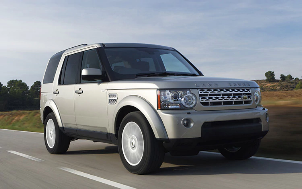 2010 Land Rover LR4 Owners Manual