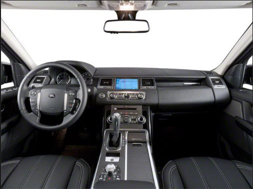 2010 Land Rover Range Rover Interior and Redesign