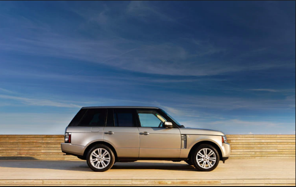 2010 Land Rover Range Rover Owners Manual