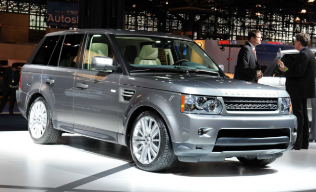 2010 Land Rover Range Rover Sports Owners Manual