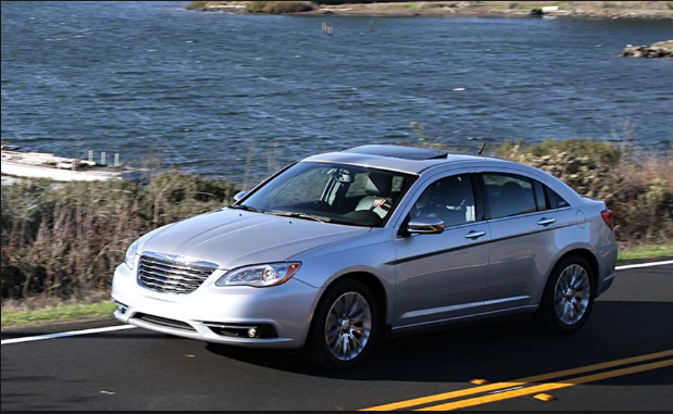 2011 Chrysler 200 Owners Manual