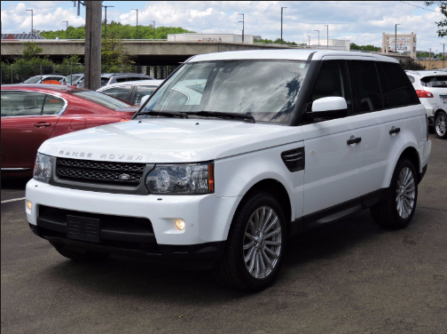 2011 Land Rover Range Rover Owners Manual