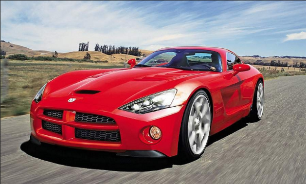 2012 Dodge Viper Owners Manual