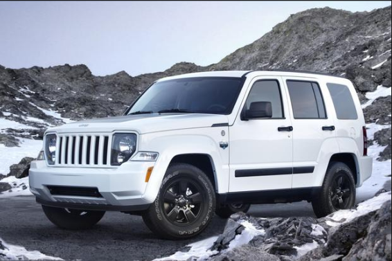 2012 Jeep Liberty Owners Manual