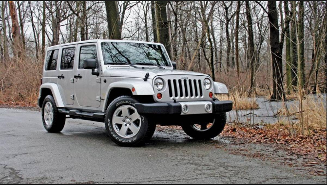 2012 Jeep Wrangler Unlimited Owners Manual