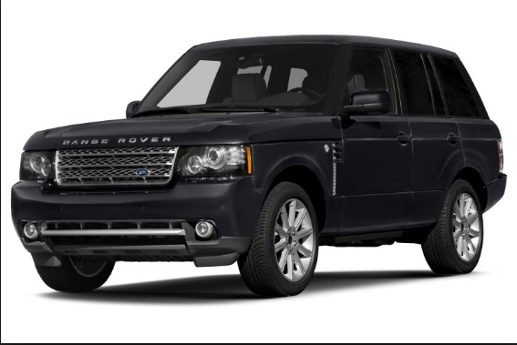 2012 Land Rover Range Rover Owners Manual
