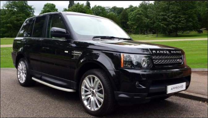 2012 Land Rover Range Rover Sports Owners Manual