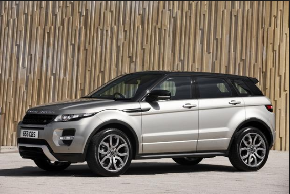 2013 Land Rover Range Rover Evoque Owners Manual