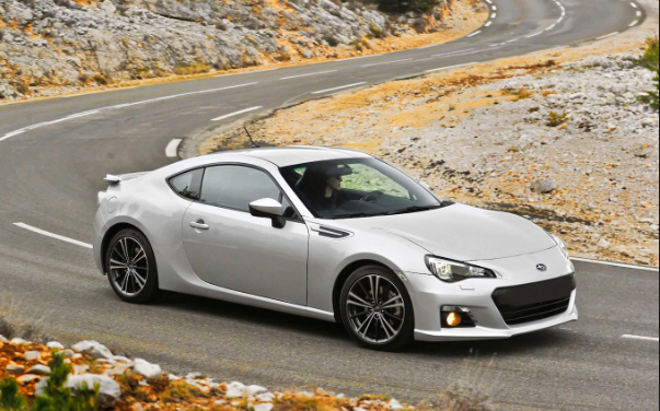 2013 Subaru BRZ Owners Manual