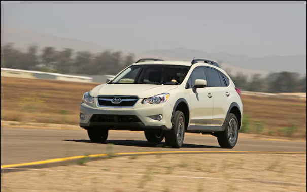 2013 Subaru XV Crosstrek Owners Manual