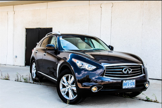 2014 Infiniti QX70 Owners Manual and Concept