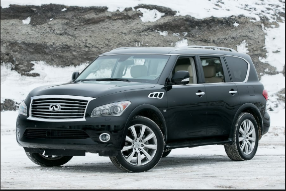 2014 Infiniti QX80 Owners Manual