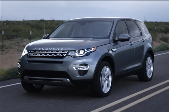 2015 Land Rover Discovery Sports Owners Manual