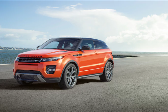2015 Land Rover Range Rover Evoque Owners Manual