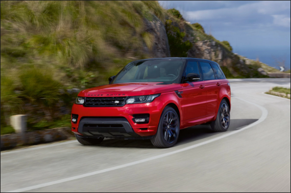 2016 Land Rover Range Rover Sport Owners Manual